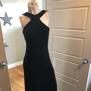 EUC Ralph Lauren maxi dress size M